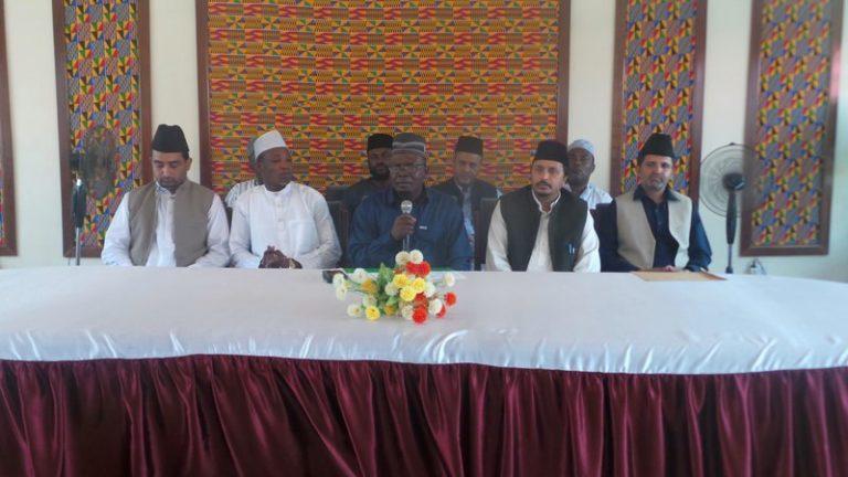 Students and Staff, Ghana Jamia Reminisce Jamaat's Foundation