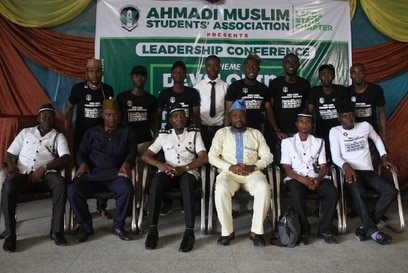 AMSA Nigeria Hold Leadership Conference