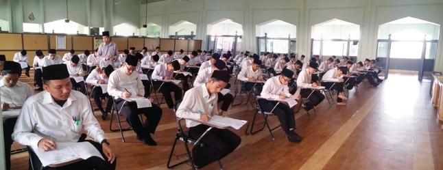 Second Semester Exams – Jamia Ahmadiyya Indonesia