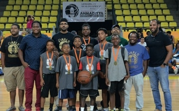 Ahmadiyya Basketball League Belize