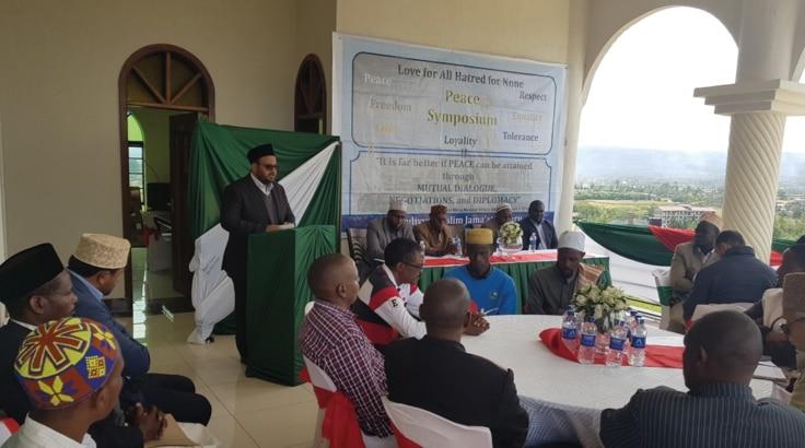 Kenya Peace Symposium Lauded