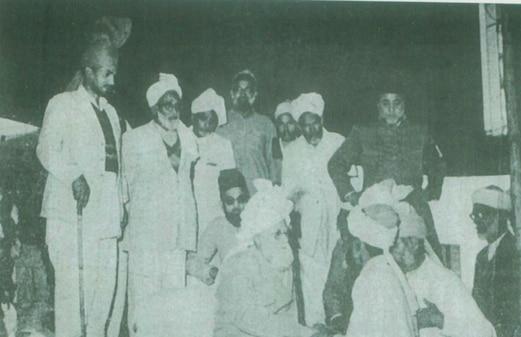 History of Majlis Ansarullah