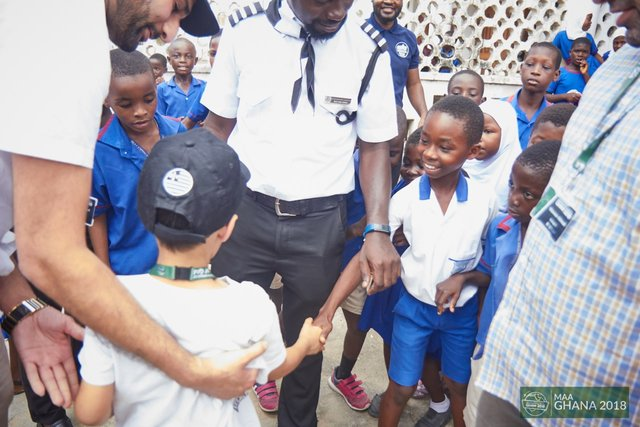 UK Atfal in Ghana – Following the Footsteps of a Man of God