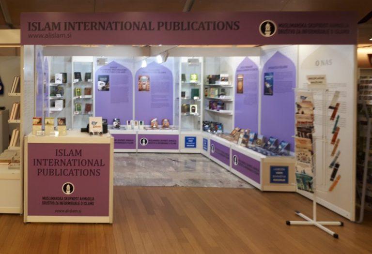 Jamaat Representation at Slovenia Book Fair