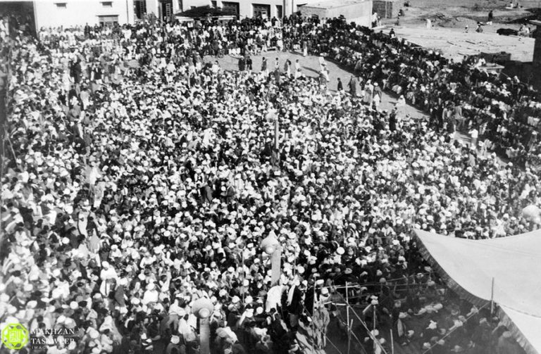 Jalsa Salana During the Partition