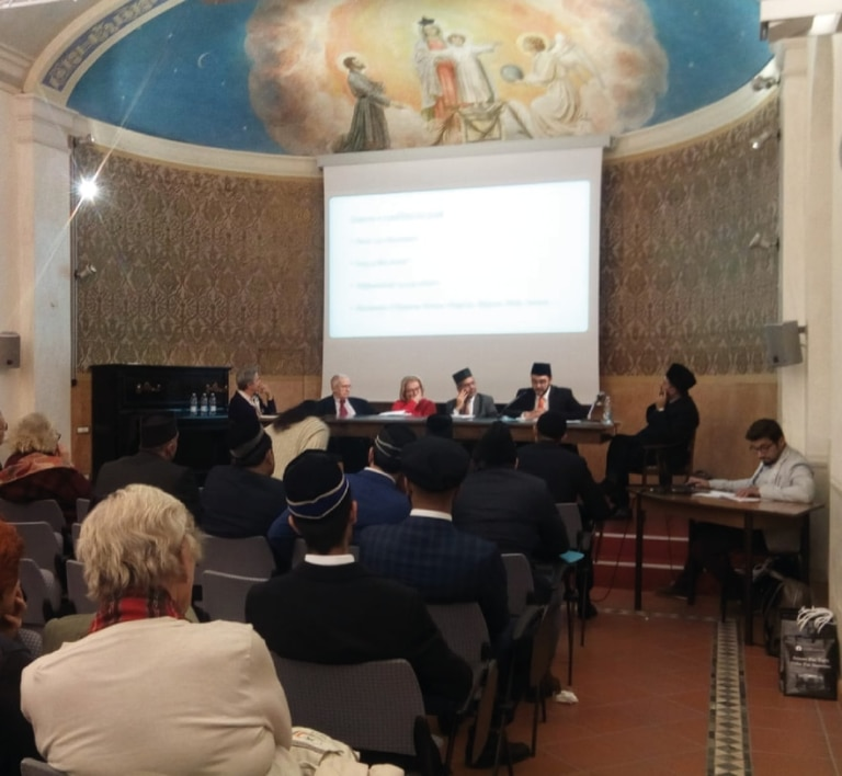 First Italy Peace Symposium