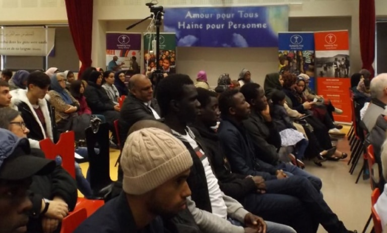 4th Annual Peace Conference in Epernay, France