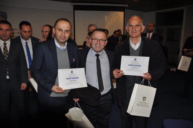 Ahmadi Muslim Declared Exemplary Principal in Kosovo