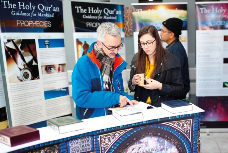 Canada Holds Fifth Holy Quran and Science Conference