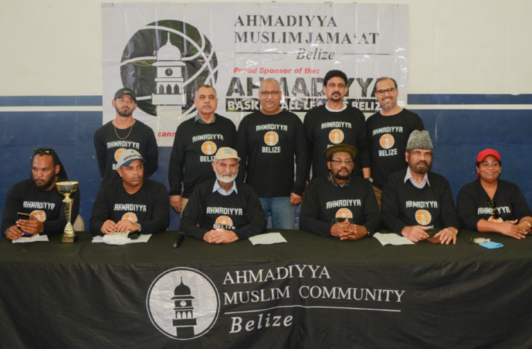 2019 Ahmadiyya Basketball League in Belize