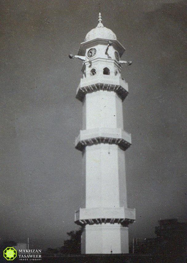 The White Minaret - Minarat-ul-Masih, Qadian - Al Hakam