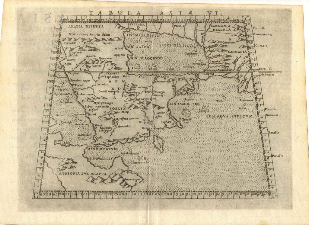 Khilafat E Rashida Urdu Pdf Download Arab-tribes-in-6th-Century-1024x745