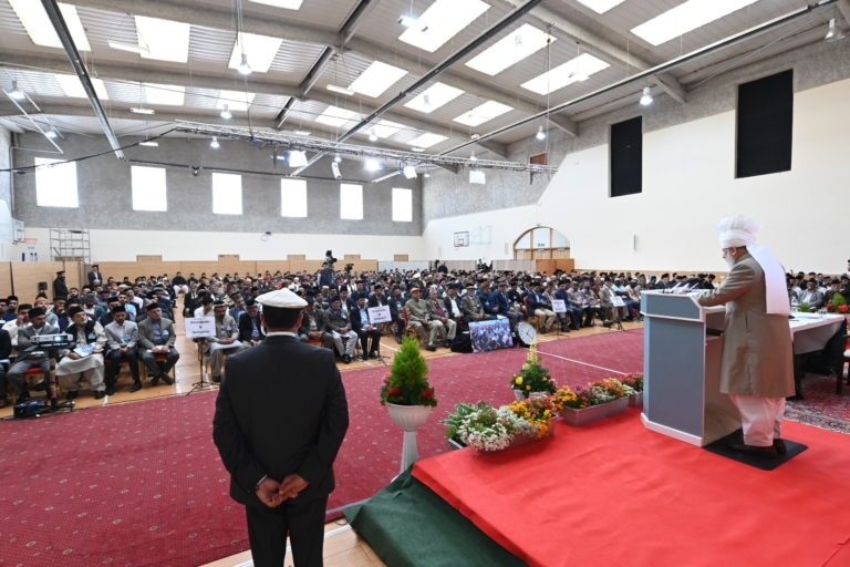 Fear of Allah above everything else – Huzoor addresses 40th UK Shura