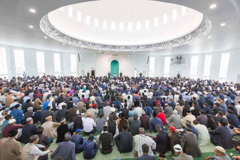 Huzoor announces 63rd year of Waqf-e-Jadid