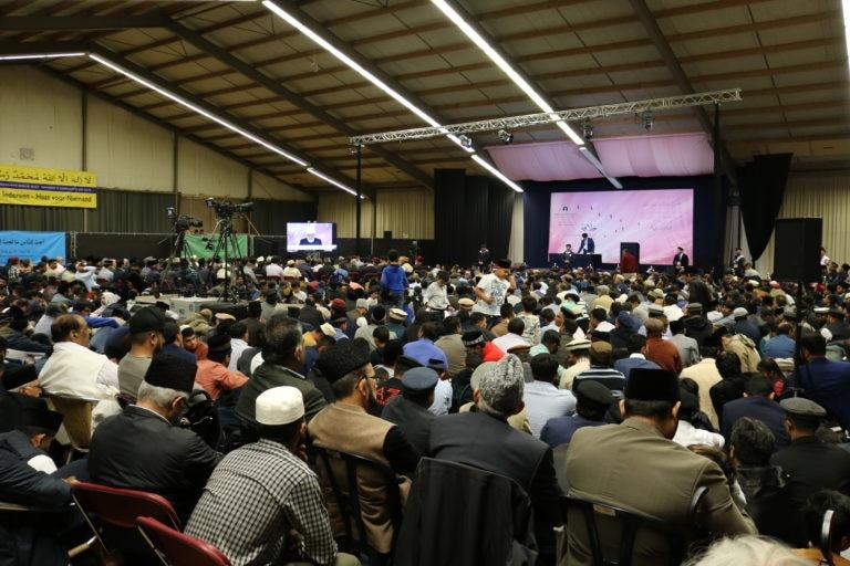 """Make God your friend"" – Hazrat Khalifatul Masih addresses ladies at Jalsa Holland 2019"