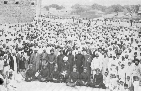 100 Years Ago… – A poem for Ahmadi youth and progress report of the Ahmadiyya Jamaat at Jalsa Salana 1920