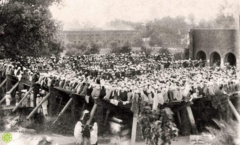 100 Years Ago… – Annual Ahmadiyya gathering at Qadian, 1920