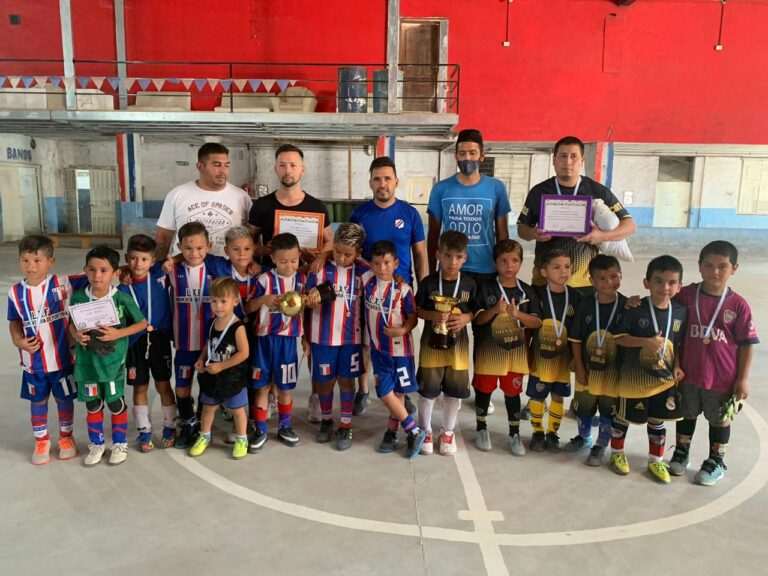 Football Tournament of Friendship in Buenos Aires: Instilling positive habits amongst children