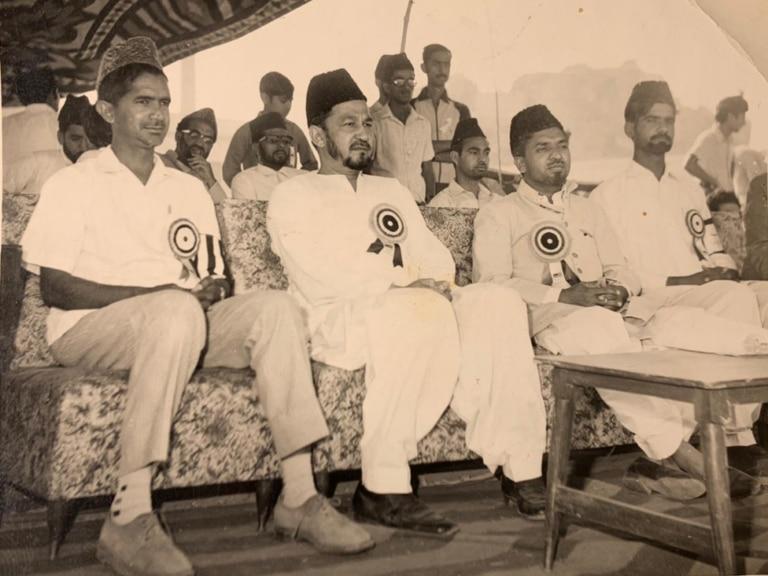 My nanajan – Chaudhry Hameedullah Sahib