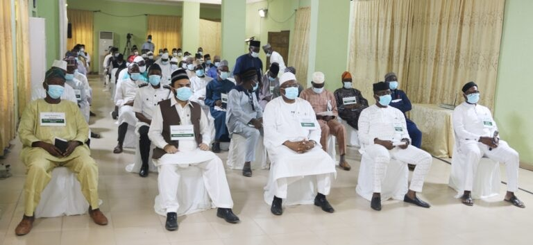 Nigeria Jamaat's national amila shares sentiments after successful meeting with Huzoor