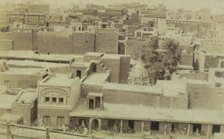The Promised Messiah's residence in Sialkot: 1861 to 1868