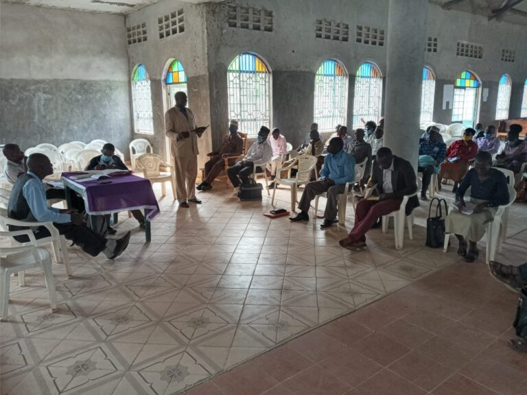 Ahmadis in Kenya convey Islamic teachings in Mumias sub-county interfaith meeting
