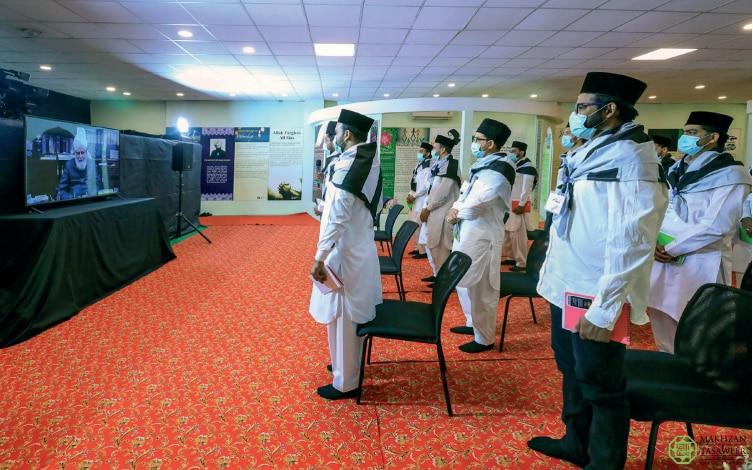 Khuddam-ul-Ahmadiyya India invigorated following successful meeting with Huzoor