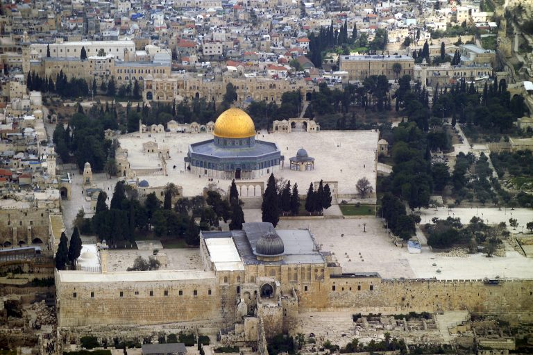 Borders of the Holy Land: A brief study in theology and geo-politics