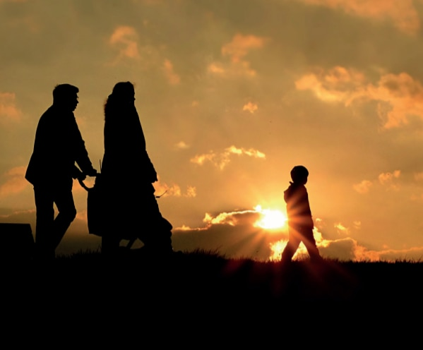 Golden principles: Importance of good family relations and tolerance