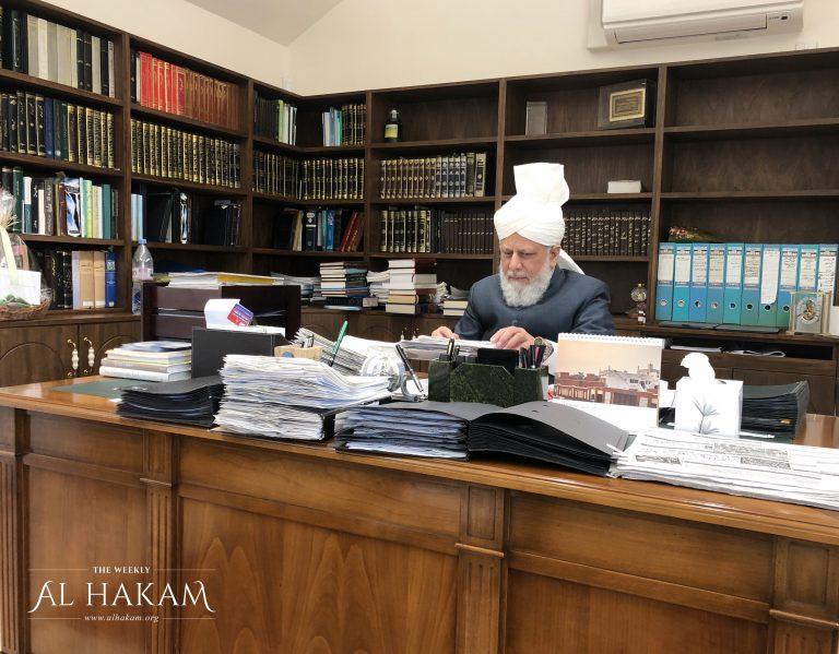 I know why I was chosen – Hazrat Khalifatul Masih V