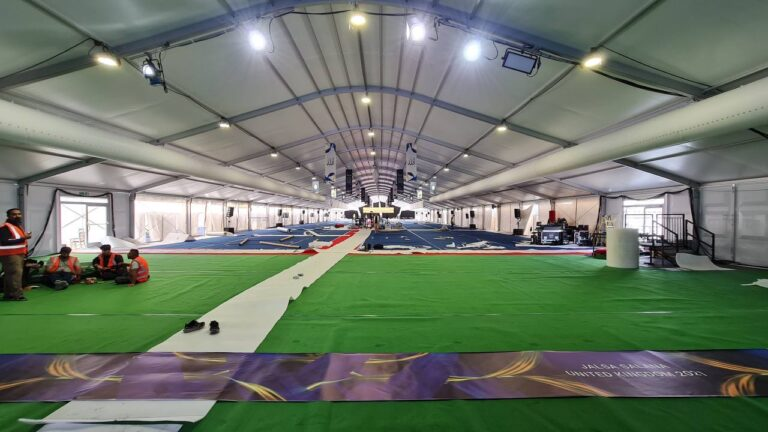 Jalsa site ready for inspection: Updates and behind-the-scenes preparation