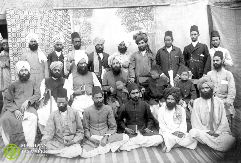 Promised Messiah Group Photo