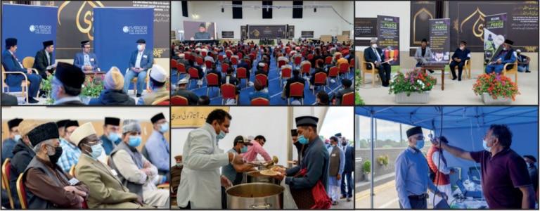 38th Ijtema of Majlis Ansarullah UK